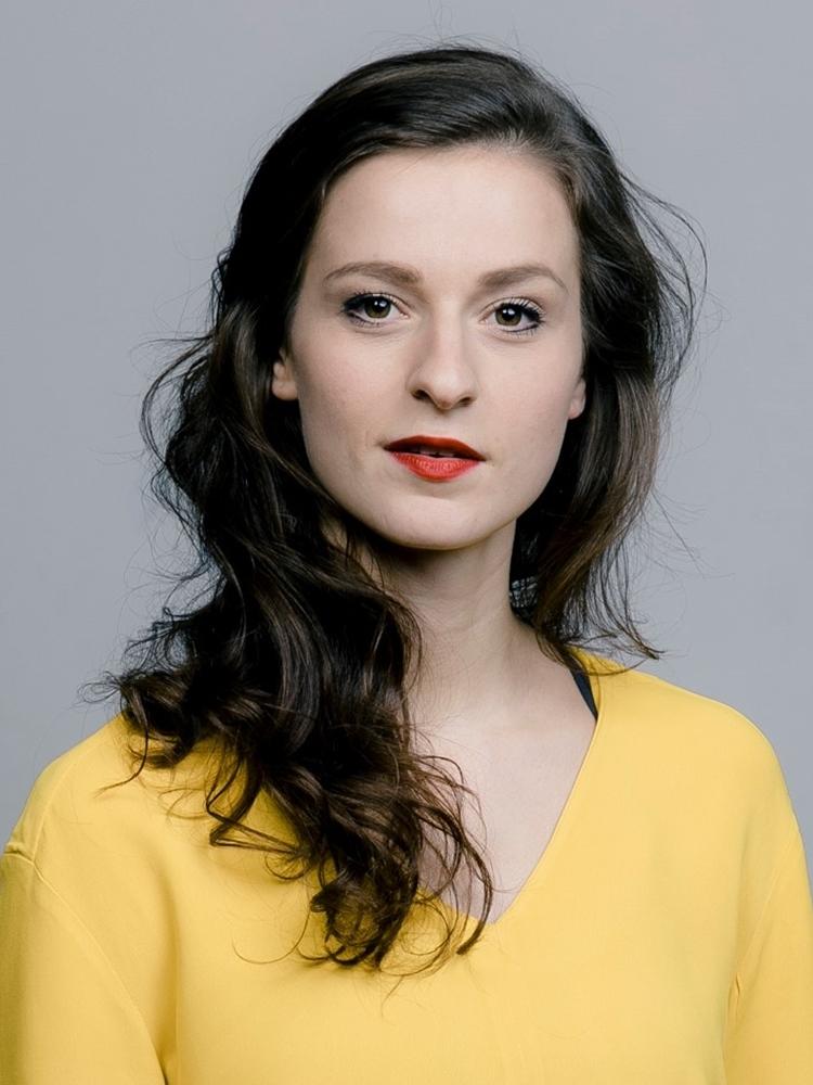 Corinna Scheurle; Foto: Christian Hartmann