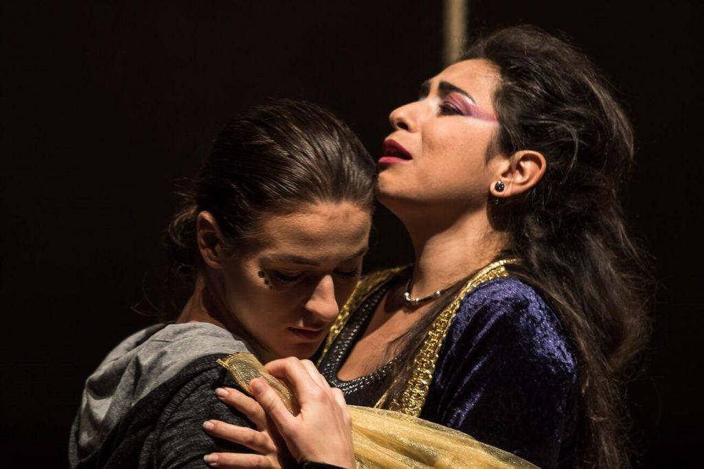 """Oper """"Die arabische Nacht"""" von Christian Jost, Theaterakademie August Everding. Foto: Thomas Dashhuber"""