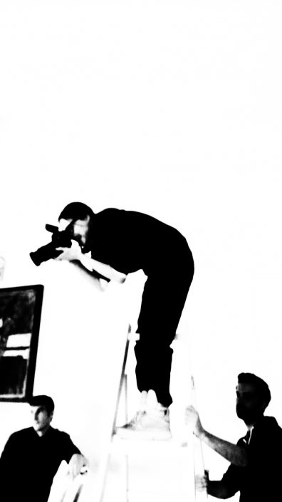 Beim Photoshoot ©Rafaela Proell