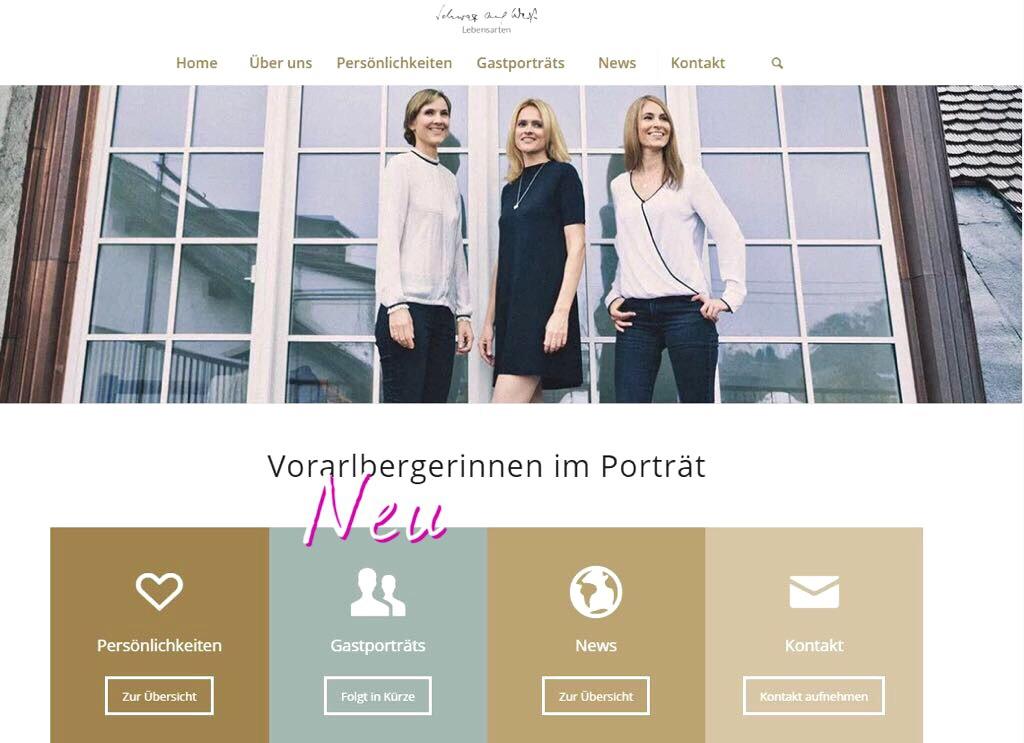 "Neue Rubrik ""Gastporträts"""
