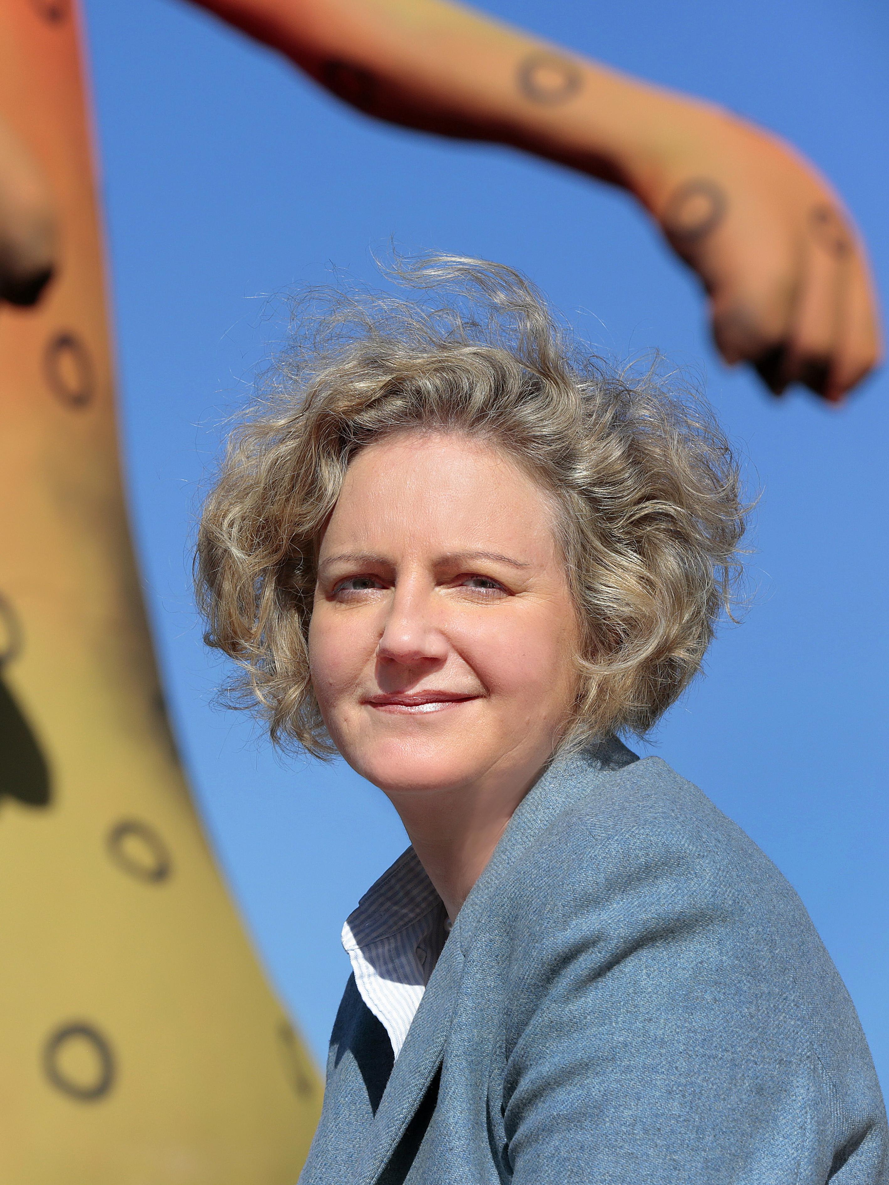 Susanne Schmidt; Foto: ©anja köhler   andereart.de