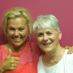 Hilde Fehr und Lisbeth Bischoff