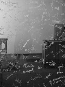 Türe der wexelstube; Foto: ©Gabriele Bösch