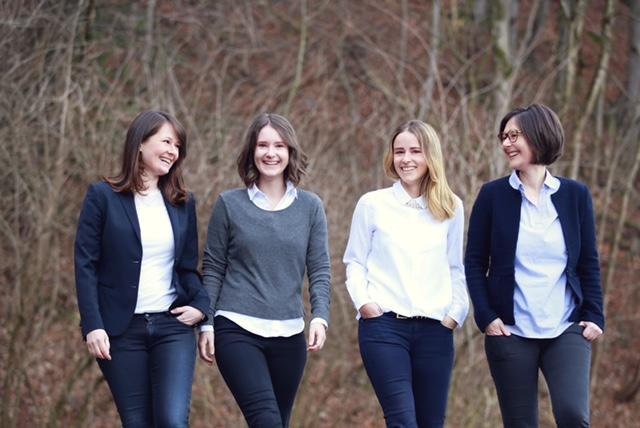 AJAS Schwestern; ©Andrea Längle