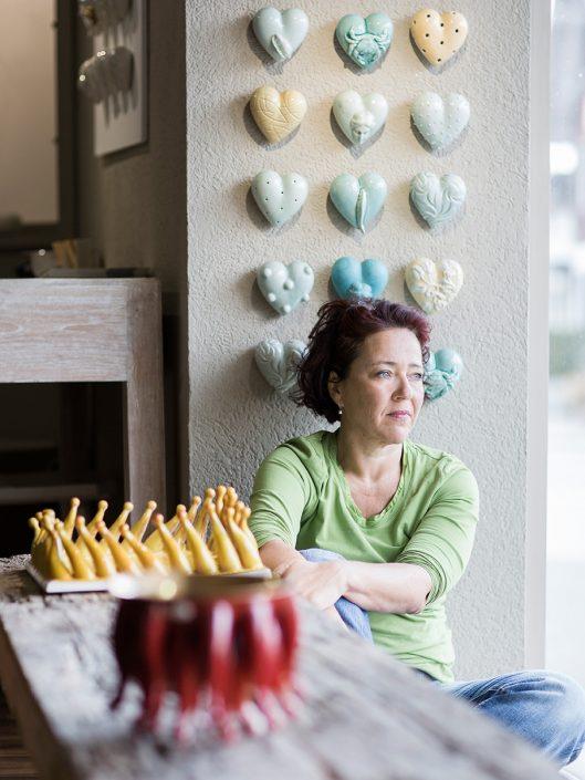 Margit Denz; Foto: ©Petra Rainer