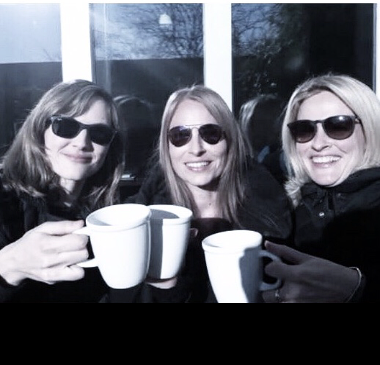 Elisabeth, Angelika, Claudia; Foto: ©Schwarz auf Weiss