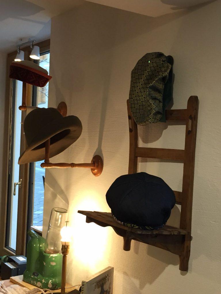 """In der Werkstatt """"Aurore et George""""; Foto: ©Schwarz auf Weiß"""