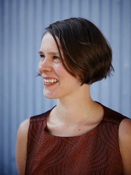 Lea Wimmer; Foto: ©Ricardo Wiesinger