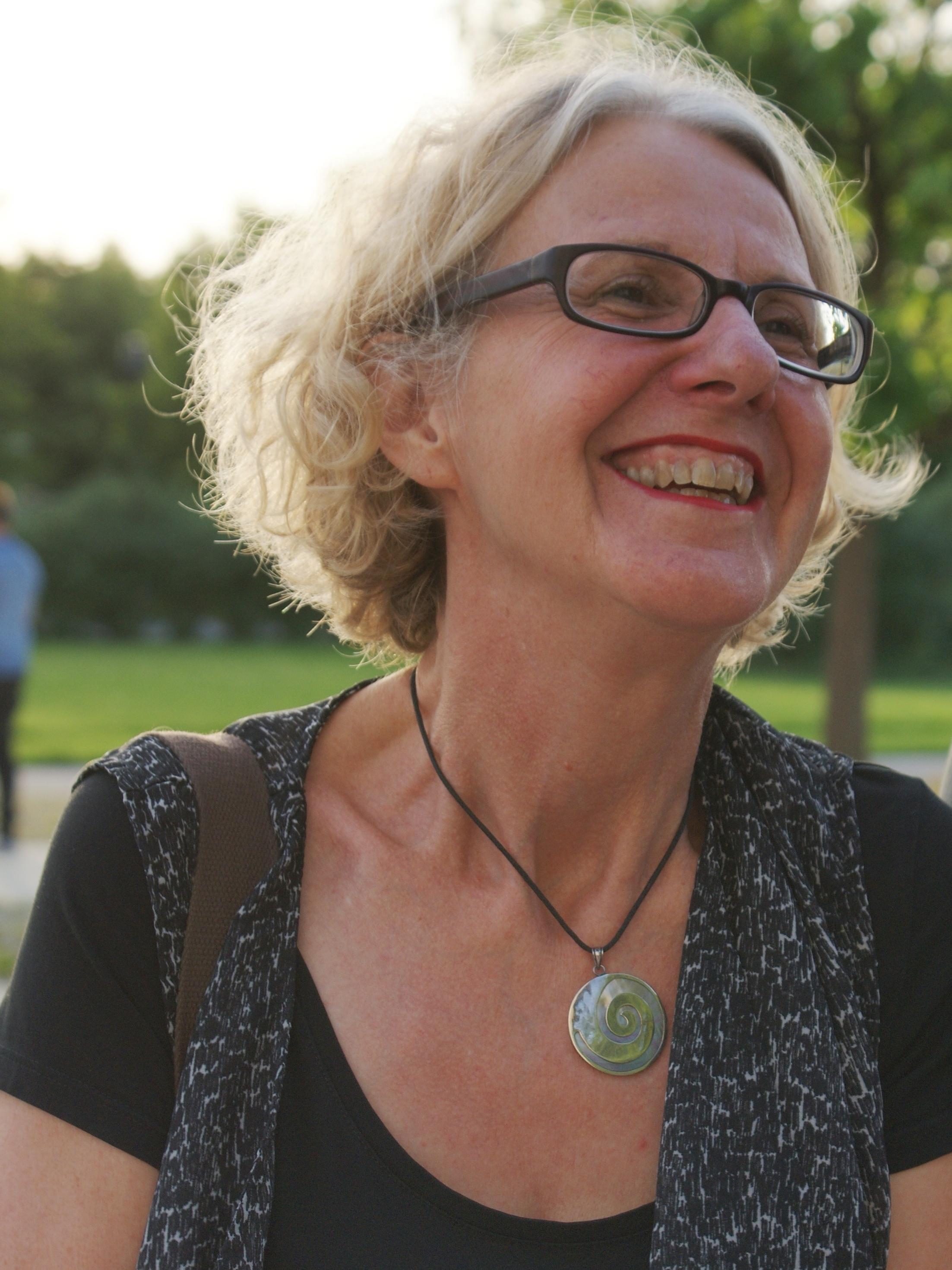 Dagmar Ullmann-Bautz; Foto: ©Guntram König