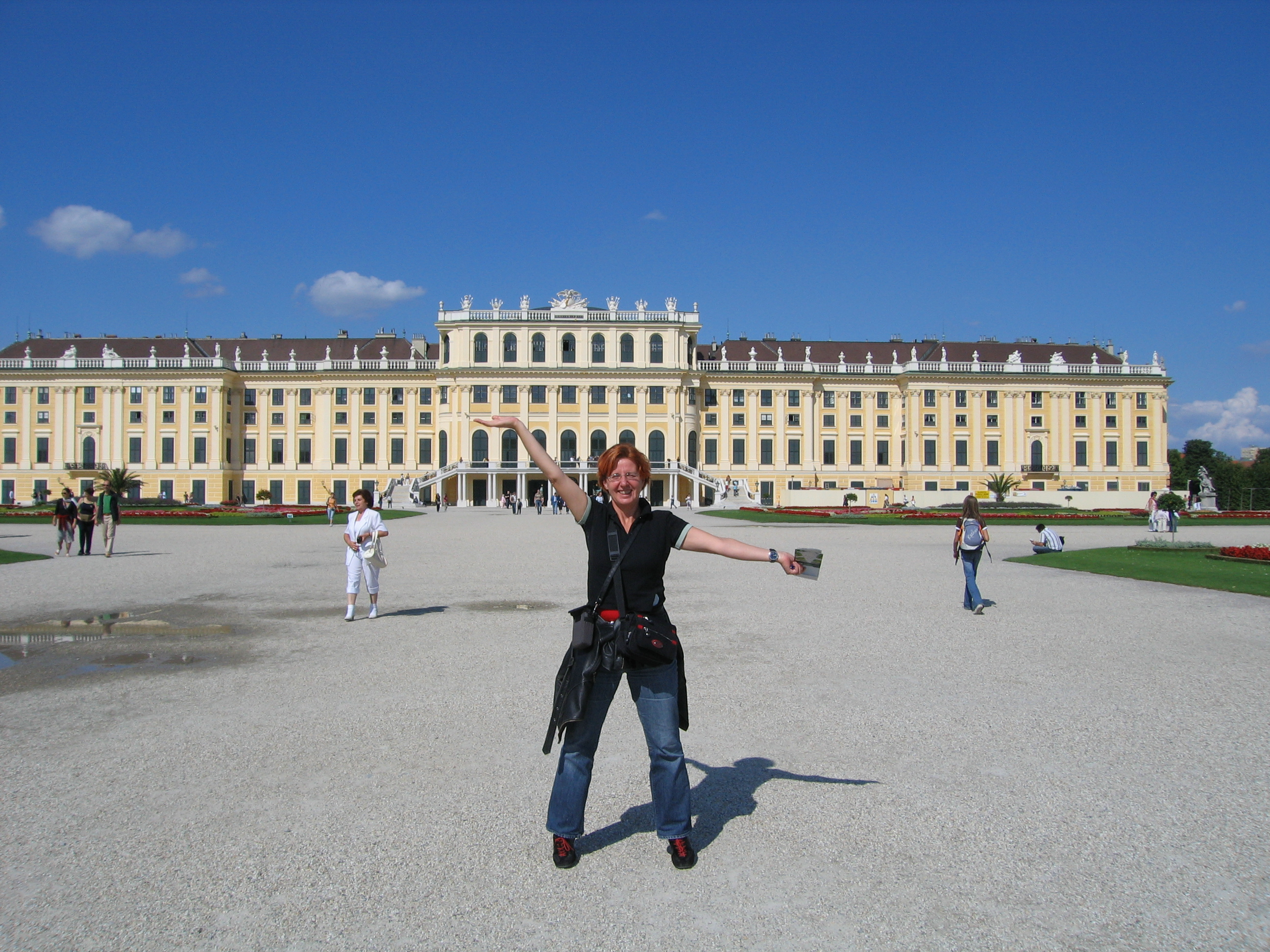 2006 - in Wien; Foto: ©Heinz Ullmann