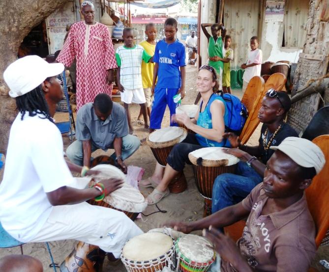 Afrika Drum 2010; Foto: ©Natalie Moosmann