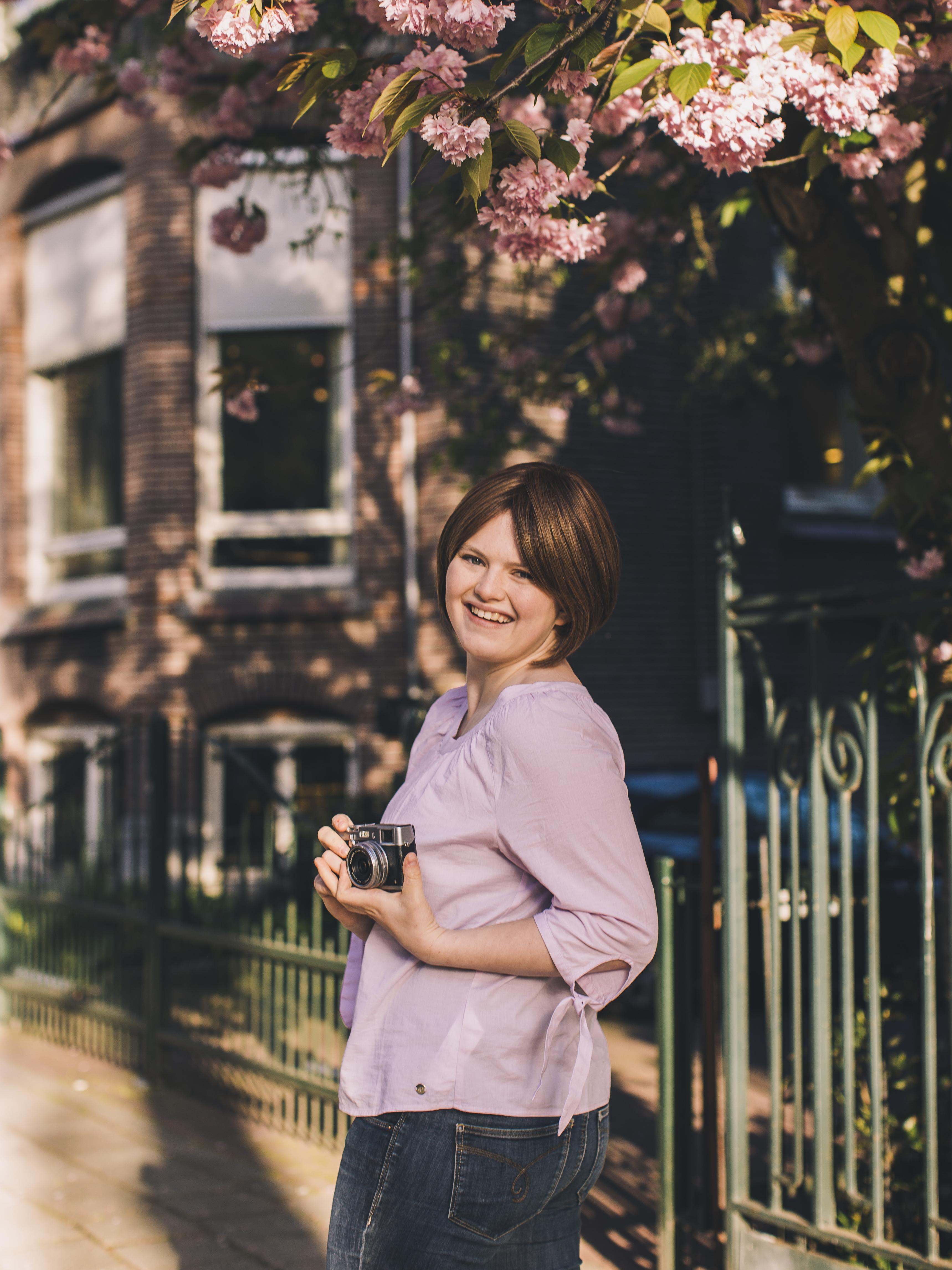 Nina Bröll; Foto: ©Tania Timkova