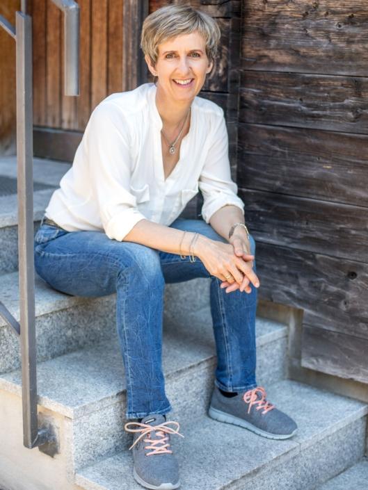 Stefanie Schwarzmann; Foto: ©Victoria Rüf